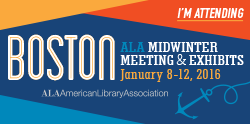 ALA midwinter 2016 - I'm attending