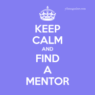 keep calm - mentor