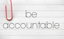 be-accountable