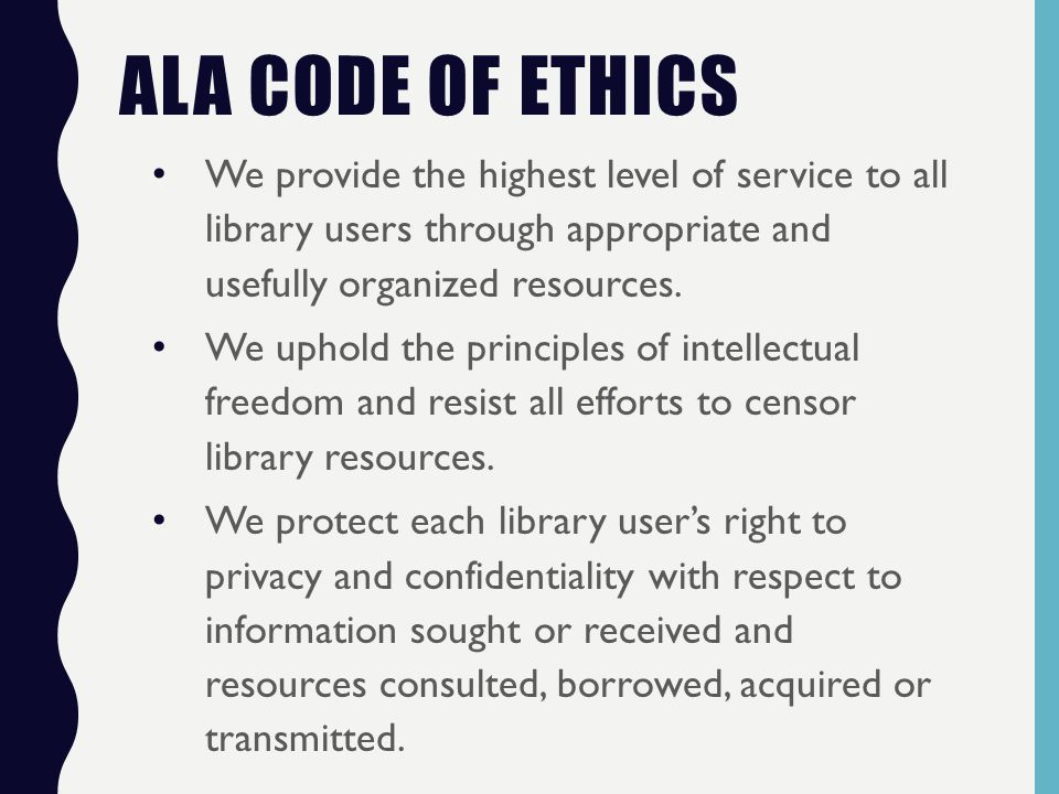 the right to privacy and the code of ethics on the internet Online privacy: using the internet safely  you will need to enter the code in addition to your  it's a good idea to check your email right after you.
